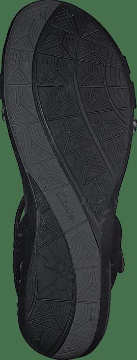 Clarks - Tealite Grace Black Leather