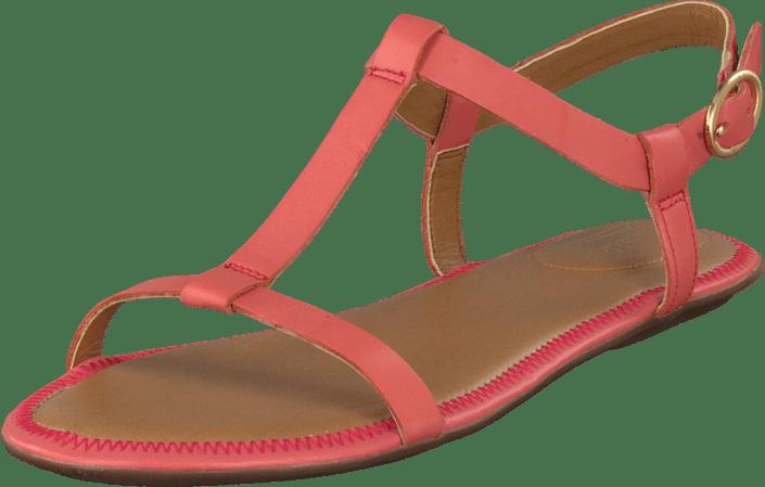 8e8e312efe5a Kjøp Clarks Risi Hop Coral Leather brune Sko Online