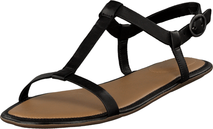 Clarks - Risi Hop Black Leather