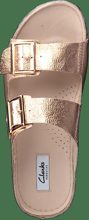Clarks - Netrix Rose Copper Leather