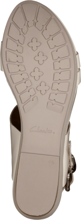 Clarks - Perez Glitter White