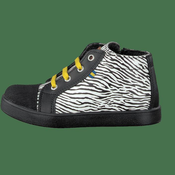 Köp Kavat Voxna WP White multi (zebra) Skor Online | FOOTWAY.se