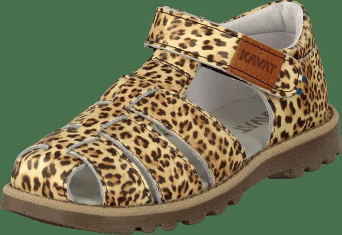 cf07689779dd Buy Kavat Hällevik Xc Leopard beige Shoes Online