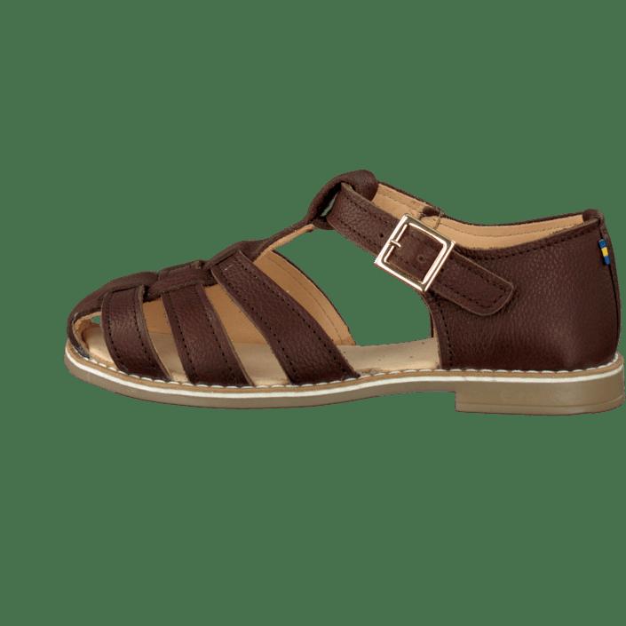 Brown Brown Brown Brun FOOTWAY Gunnebo Kavat Sko no no no Ep Dark Kjøp Online wxB4CqfIC