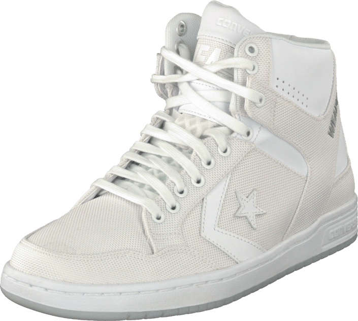 low cost 80bd9 11565 Converse - Weapon Mid White