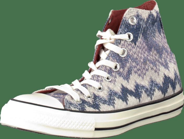 Converse - Chuck Taylor Hi Missoni Egret