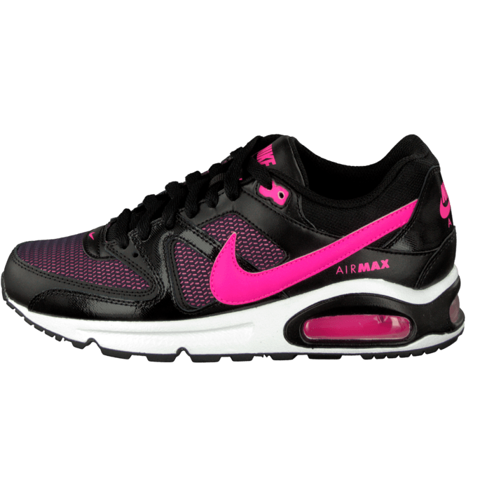 Osta Nike Nike Air Max Command Black Pink Pow-White Mustat Kengät ... 3b7ccb53aa