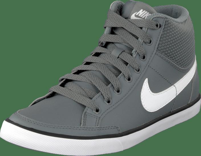 official photos c104f b1bd0 Nike - Nike Capri III Mid Ltr Cool Grey White