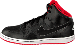 timeless design 1402b 78adc Nike - Son Of Force Mid (Ps) Black Black