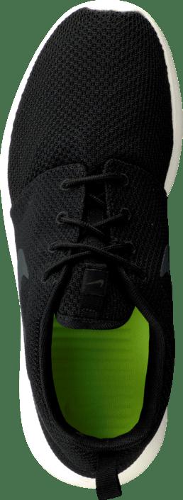 Kjøp Nike Roshe Run Black/anthracite-sail Sko Online