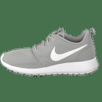 Köp Nike Nike Roshe Run Wolf GreyWhite Skor Online | FOOTWAY.se