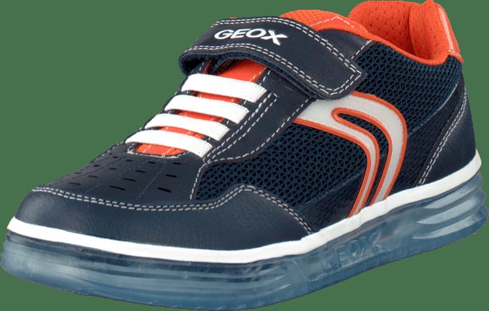 Geox - J Argonat Boy Navy/Orange
