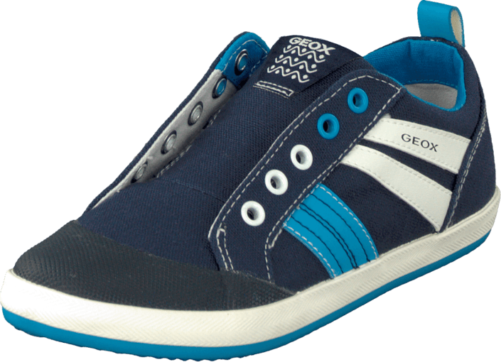 Geox - Jr Kiwi Boy Navy/Sky