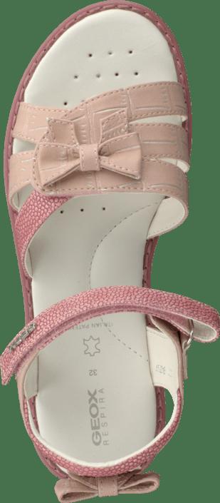 Geox - Jr Sandal Milk Rose