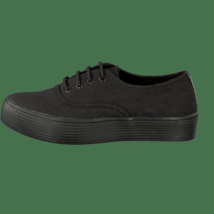 f3854400b69360 Sixtyseven 76705 Kira Canvas Black schwarze Schuhe Kaufen Online ...