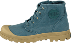 Pampa Hi Zipper Kids Nordic Blue