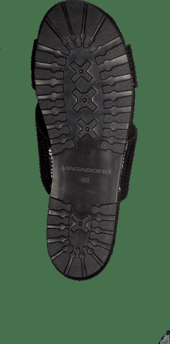 Online Kjøp 3931 20 Vagabond Erie Og Tøfler Sandaler Sorte 320 Black Sko wHw8rxq