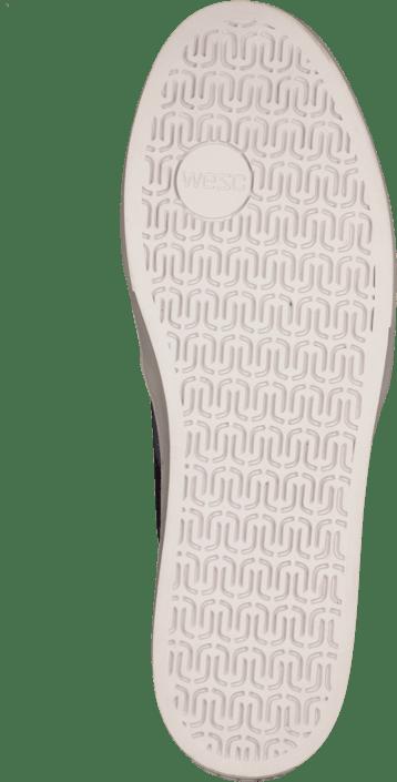 WeSC CS01 - Chukka Sneaker Coronet Blue Chaussures Homme
