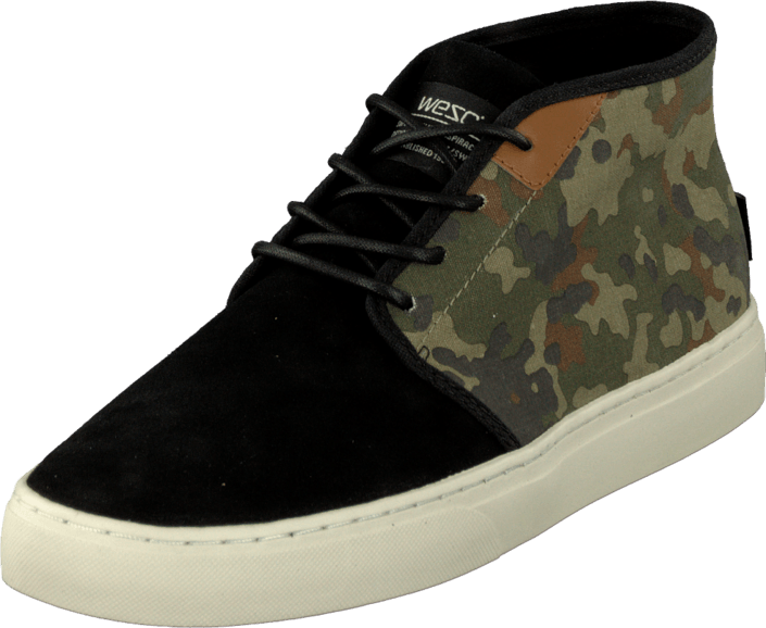 WeSC - CS01 - Chukka Sneaker Aloe