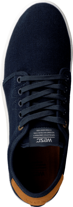 WeSC - ODS02 - Off Deck Sneaker Jazz Blue