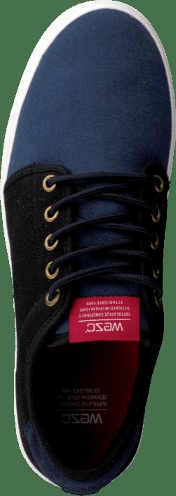 Kjøp WeSC ODS02 Off Deck Sneaker Insignia Blue blå Sko