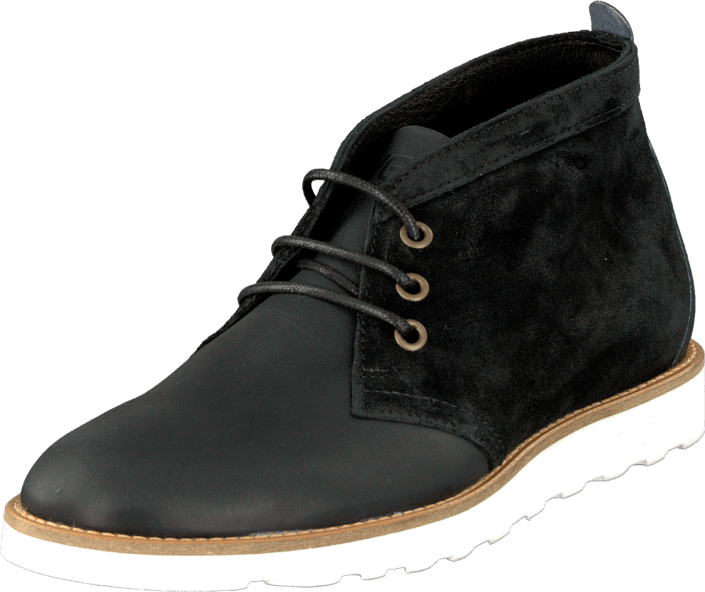 WeSC - PDB01 - Desert Boot Black