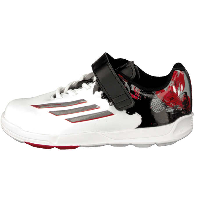 4a112acb1d24 Buy adidas Sport Performance Messi El I Ftwr White/Granite/Scarlet red  Shoes Online | FOOTWAY.co.uk