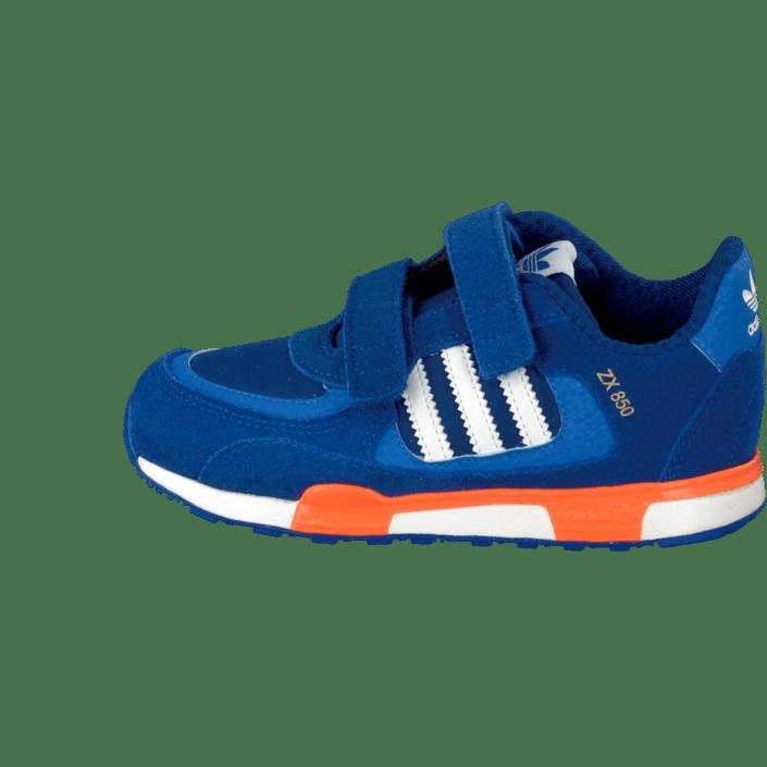adidas zx 850 blau orange