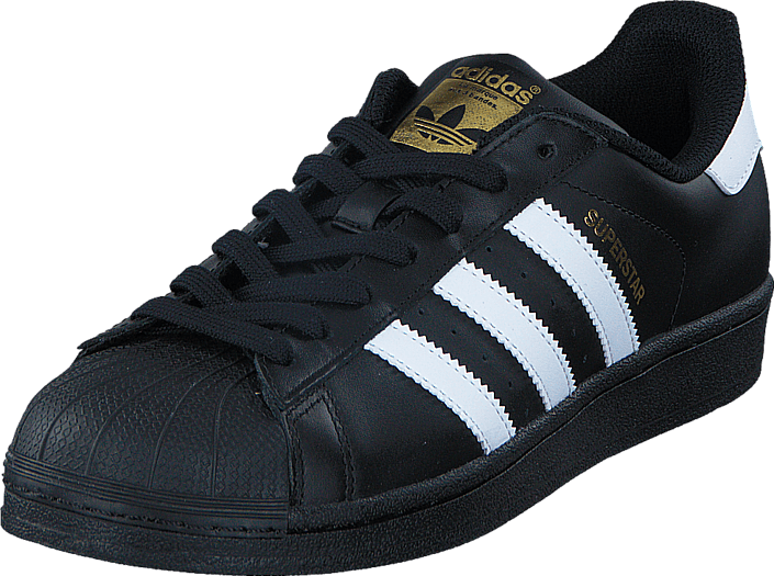 adidas Originals - Superstar Foundation Black/White