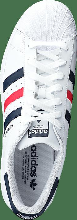 Adidas Ftwr Hvite Sportsko Navy Online Sneakers Sko Foundation Originals Kjøp red Og White Superstar collegiate Fnqdgzg6