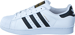 Superstar Ftwr White/Black/White