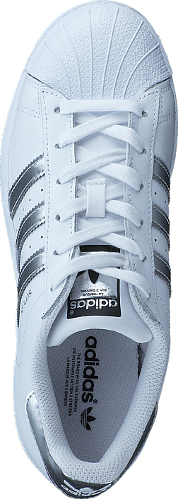 adidas Originals - Superstar Ftwr White/Silver Met./Core Bl