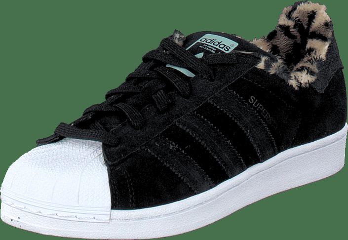 53ff4dd9653 Koop adidas Originals Superstar W Core Black/Core Black/White zwarte ...