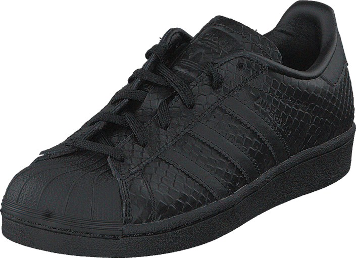 adidas Originals - Superstar W Core Black/Black/Ftwr White