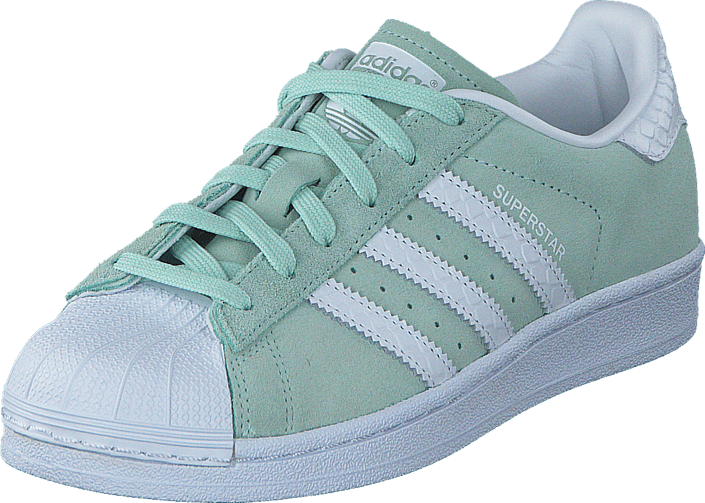 Superstar W Ice Mint White