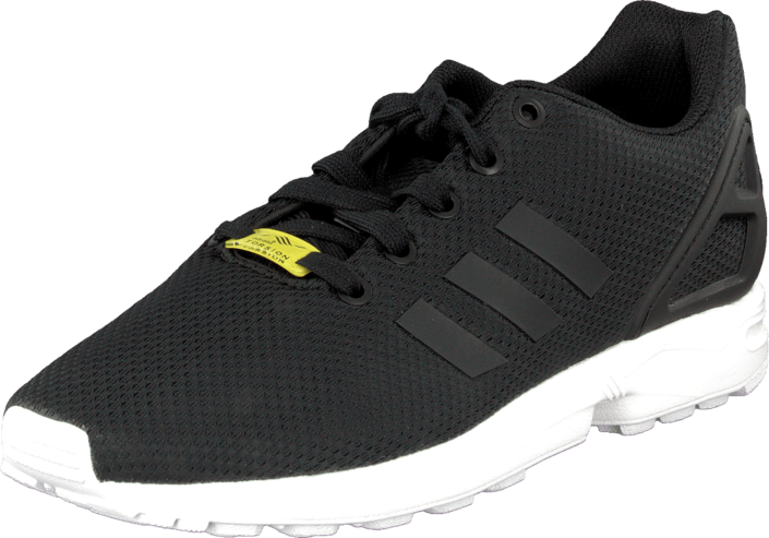 Shoppa adidas Originals ZX Flux Junior i en Grön färg | JD