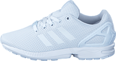 separation shoes 0d6c4 87fe0 adidas Originals - Zx Flux K Ftwr White