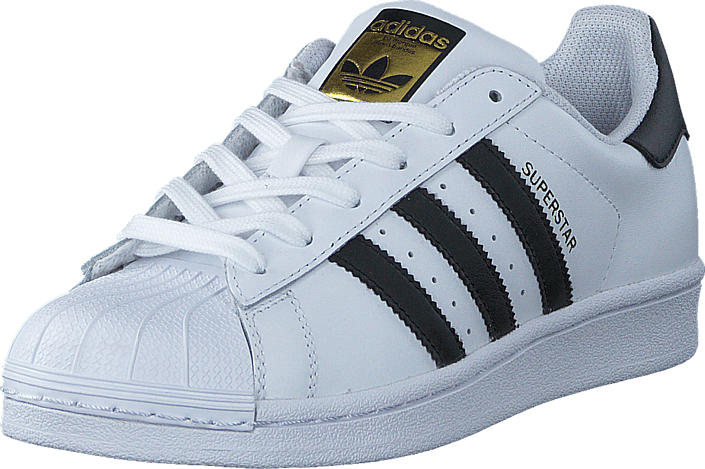 size 40 fcfdc 9482b adidas Originals - Superstar Jr White Black