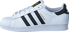Superstar Jr White/Black