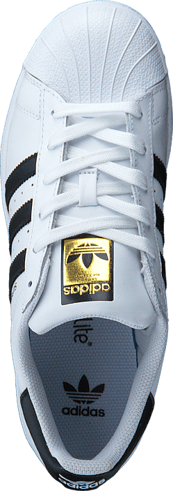 Kjøp Adidas Originals Superstar Jr White/black Sko Online