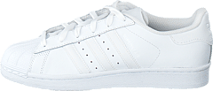 Superstar Foundation Jr Ftwr White