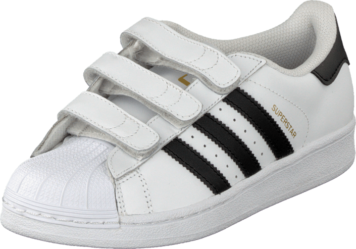 half off 77563 779e1 adidas Originals - Superstar Foundation Cf C White Black