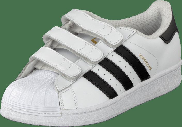 adidas Originals Sko Superstar Foundation CF C Sort