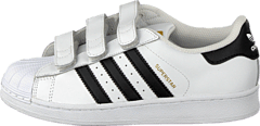 Superstar Foundation Cf C White/Black