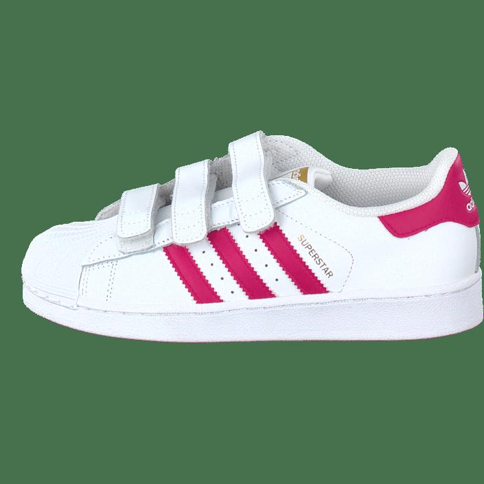 watch 29f0c 7305f adidas Originals - Superstar Foundation Cf C Ftwr WhiteBold Pink. 3D