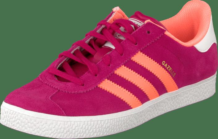 check out 22517 4840c adidas Originals - Gazelle 2 Jr Pink Ftwr White