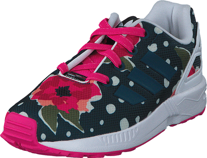 buy popular 682a7 d1c41 Zx Flux El I Shock Pink/Core Black