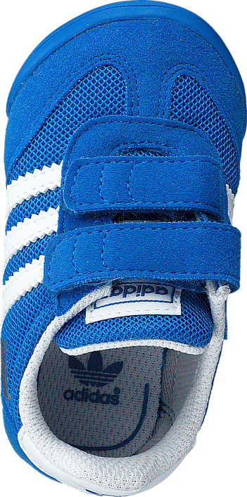 adidas Originals - Dragon L2W Crib Bluebird/Ftwr White/Bluebird