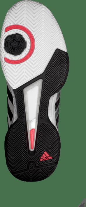 adidas Sport Performance - Barricade Team 4 Black/Silver/Red