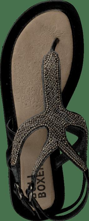 Black Sandaler Bullboxer Kjøp Tøfler Sorte Og Ste017 Sko Online 6HOqZP
